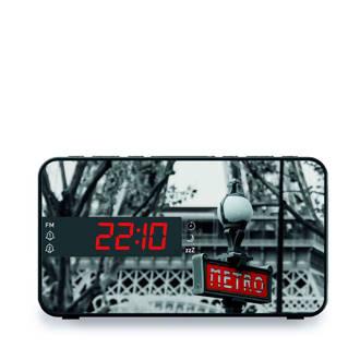 RR15METRO wekkerradio met LED display