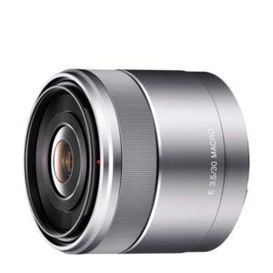 SEL 30mm/F3.5 Macro NEX objectief