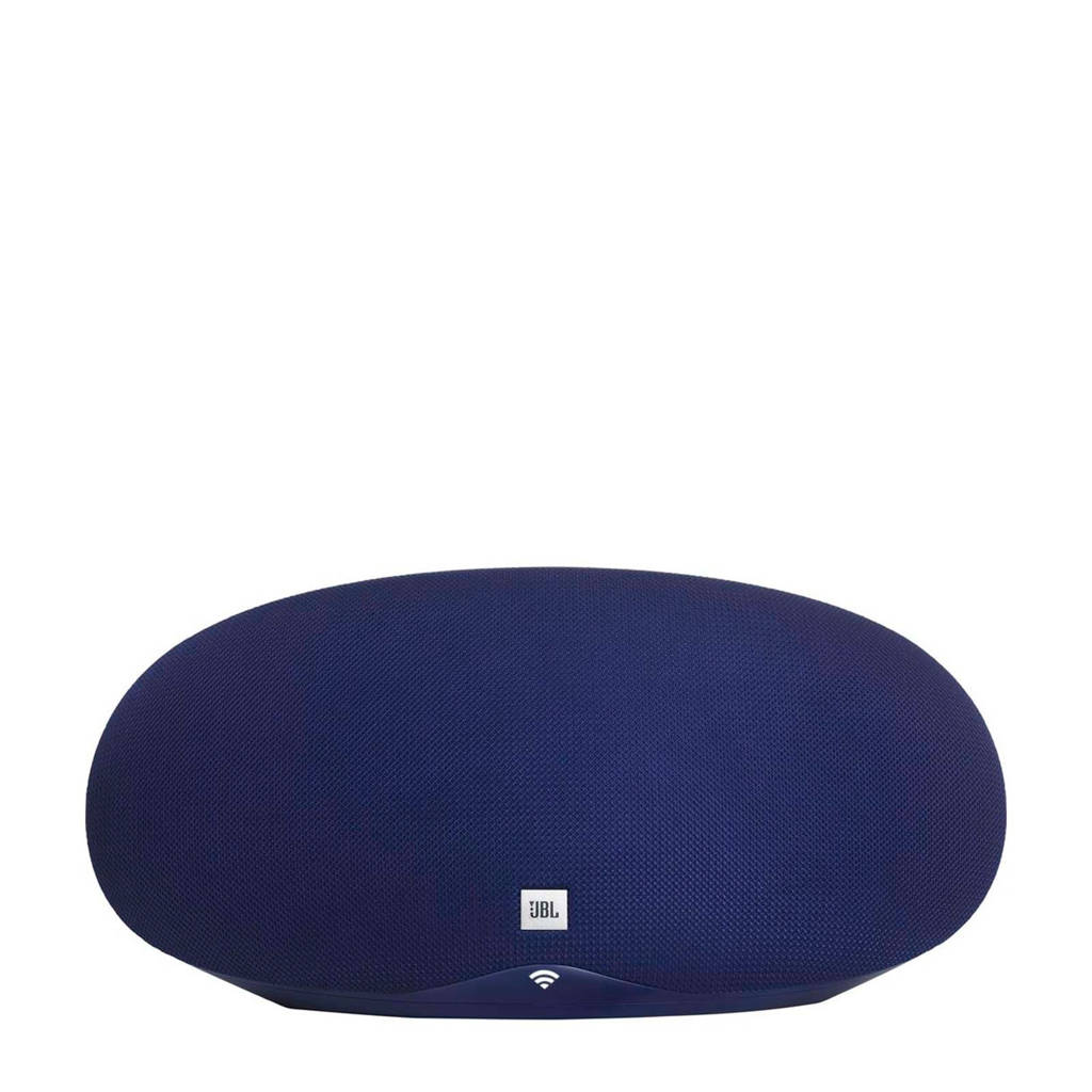 JBL Playlist 150 WiFi speaker met ChromeCast blauw, Blauw