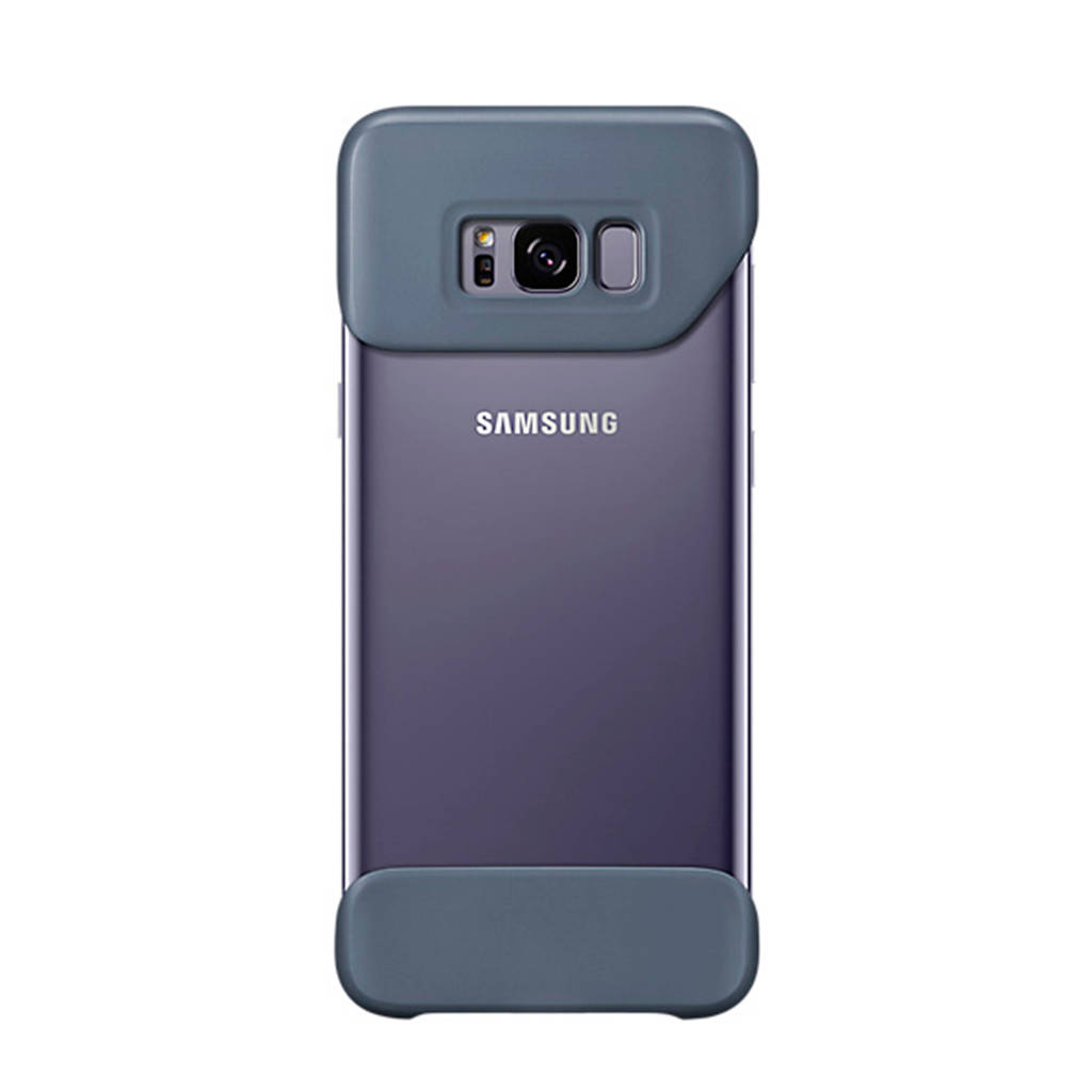 Samsung cover 2PIECE COVER S8+ paars, Groen, Violet