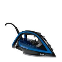 Tefal FV5648 stoomstrijkijzer, Zwart,blauw,grijs