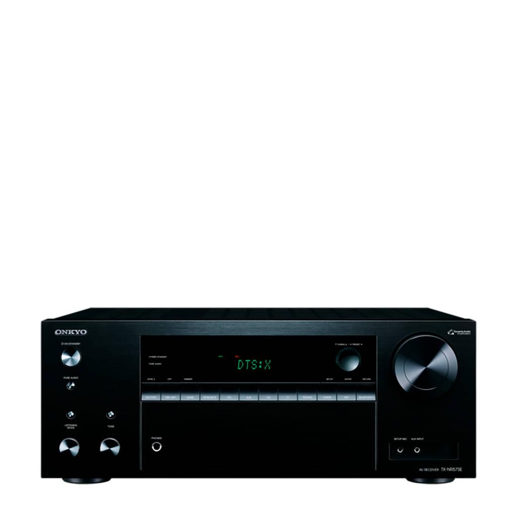 Onkyo TX-NR575  AV receiver, Zwart