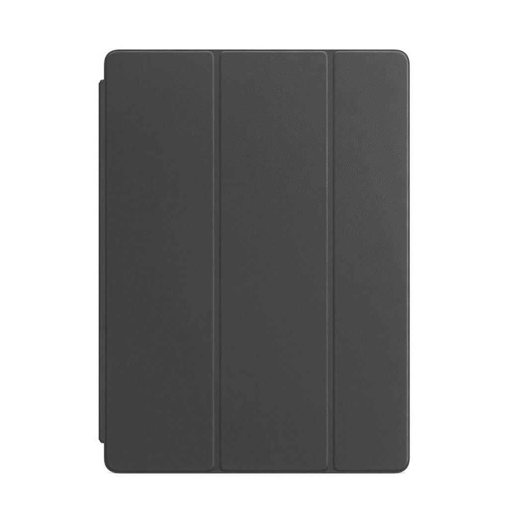 Apple iPad Pro 12.9 (2017) Smart leren cover, Zwart