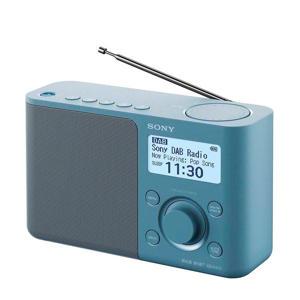 XDRS61DL radio blauw