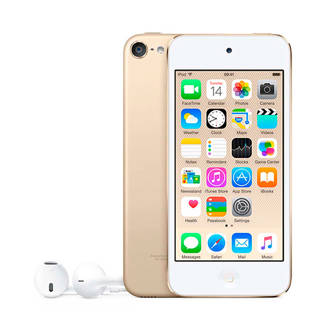 MKWM2NF/A KM xApple iPod touch128 GB goud