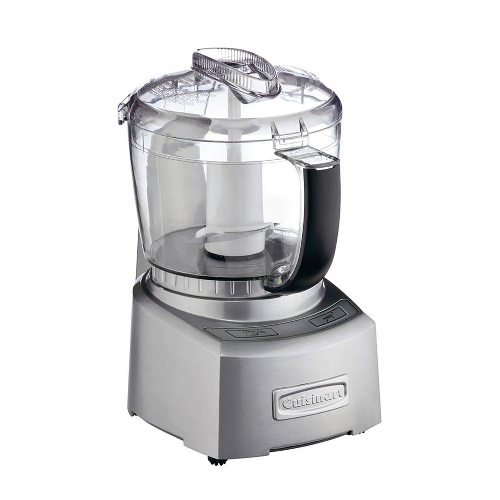 Cuisinart CH4DCE foodprocessor, Silver,Transparent