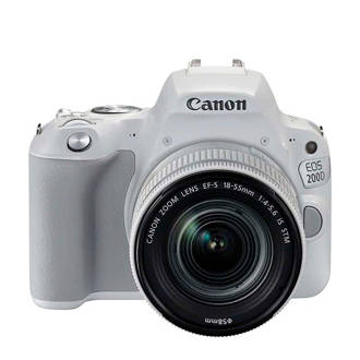 Canon EOS 200D + EF-S 18-55mm IS STM CP spiegelreflex camera