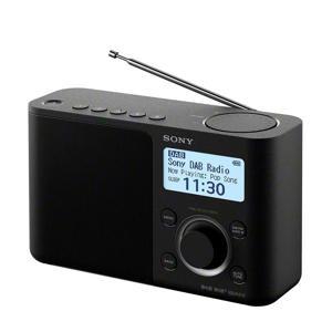 XDRS61DB radio zwart