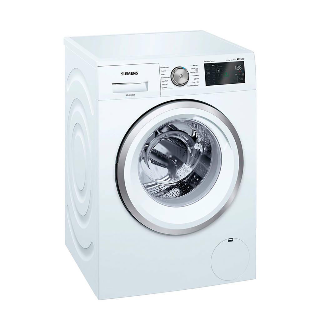Siemens WM14T550NL wasmachine