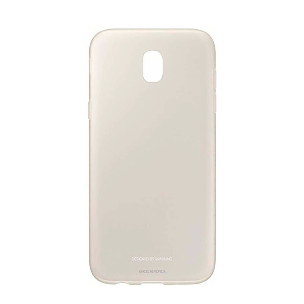 Samsung Galaxy J5 (2017) Jelly backcover, Wit