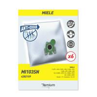 Temium MI103SN X6 stofzuigerzakken