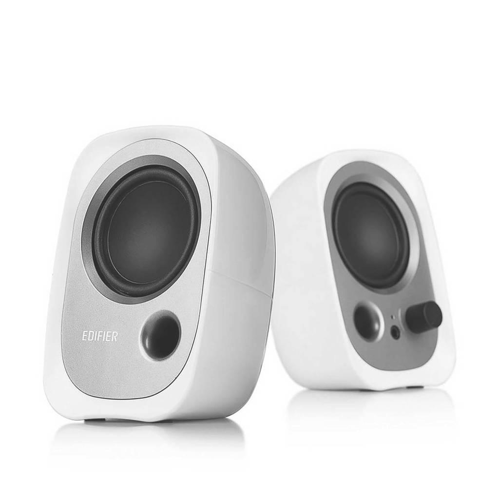 Edifier R12U multimedia speakers, Wit