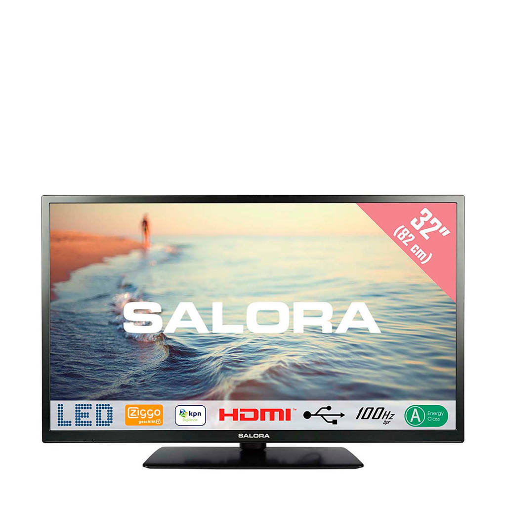 Salora 32HLB5000 HD Ready LED tv, -
