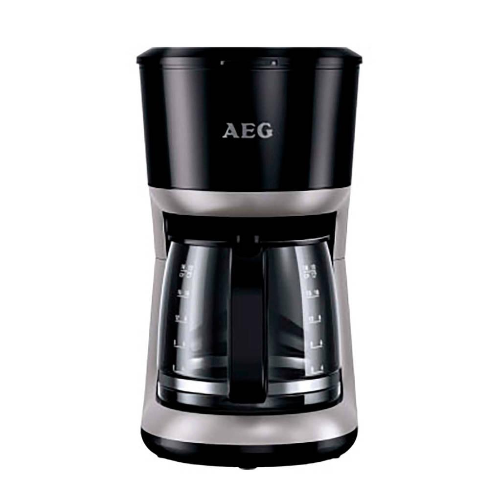 AEG KF3300 koffiezetapparaat, Zwart