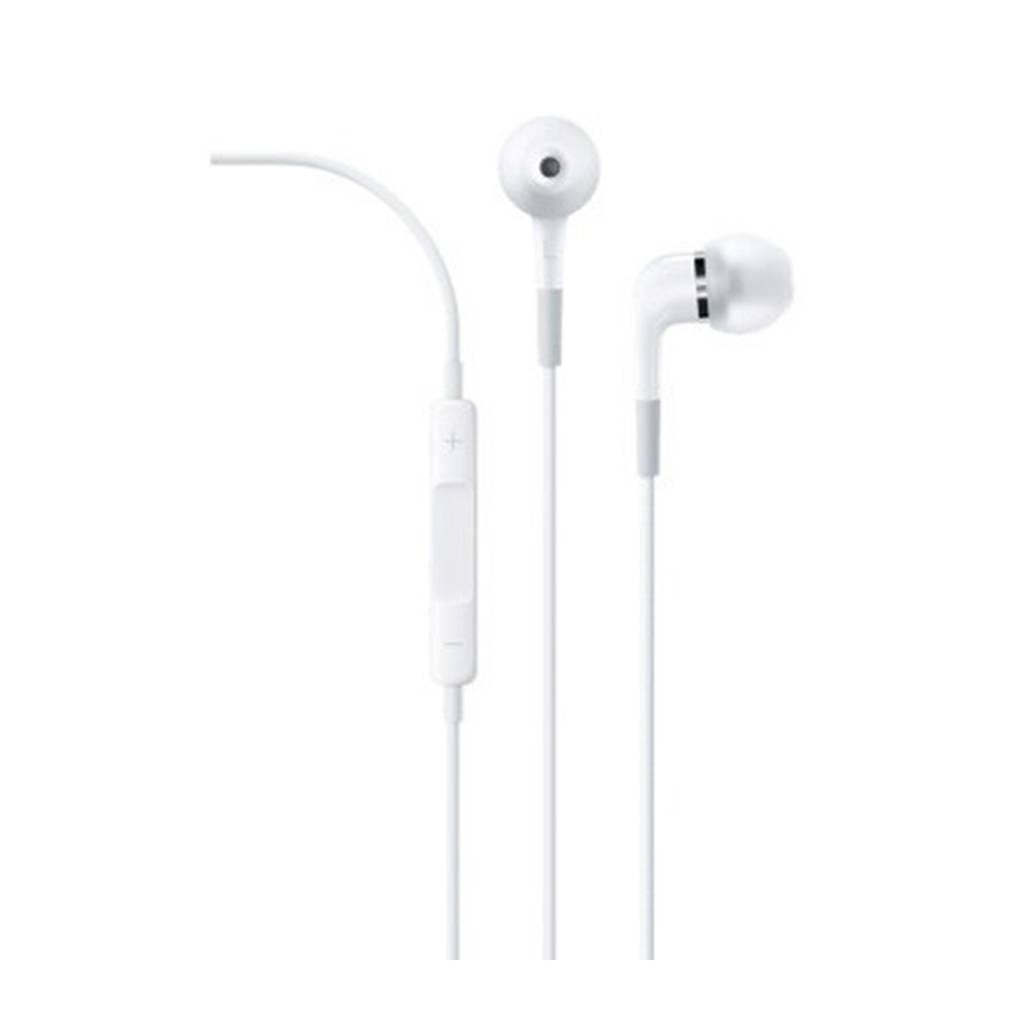 Apple in-ear hoofdtelefoon, Wit