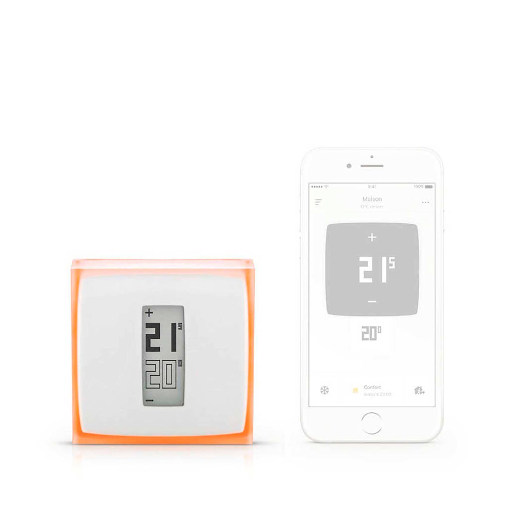 Netatmo THERMOSTAAT thermostaat, Wit