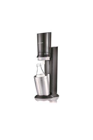 CRYSTAL BLACK/METAL SodaStream soda maker Crystal