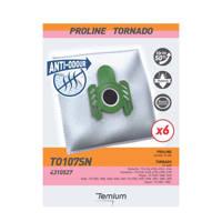 Temium TO107SN X6 stofzuigerzakken TO107SN 6 stuks