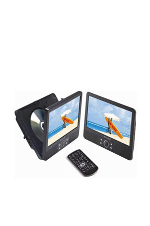 DVDP 9X2 DUO Portable DVD speler