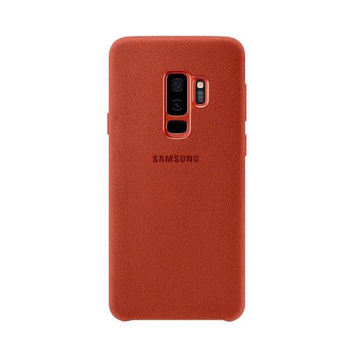Samsung Galaxy S9+ Alcantara backcover kopen