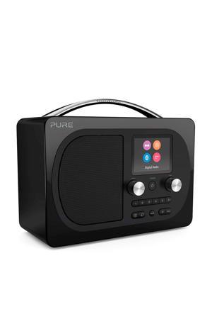 EVOKE H4 BLACK PRESTIGE DAB+ radio