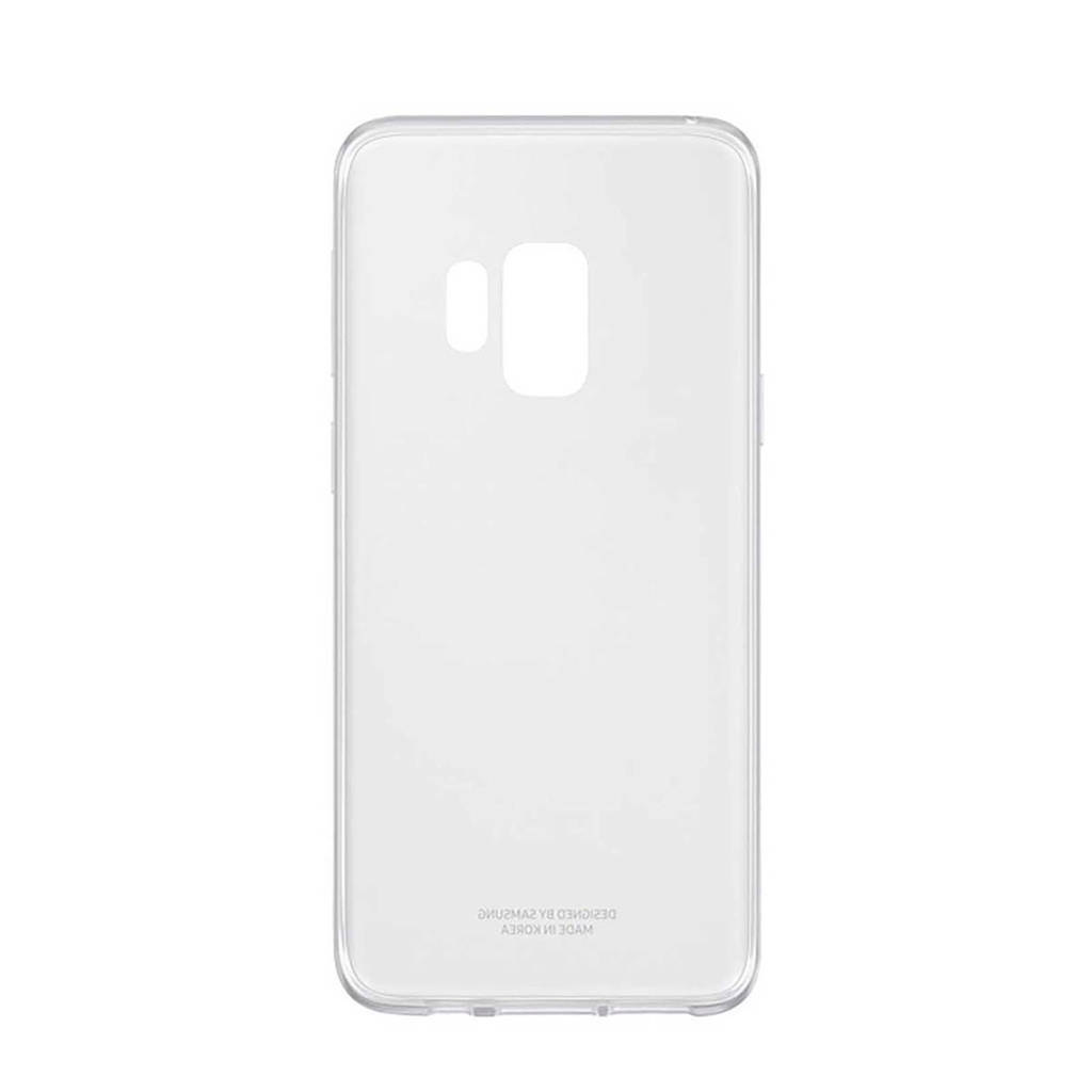 Samsung Galaxy S9 Clear backcover, Transparant