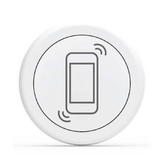 RTLP001 Single Find draadloze smartknop