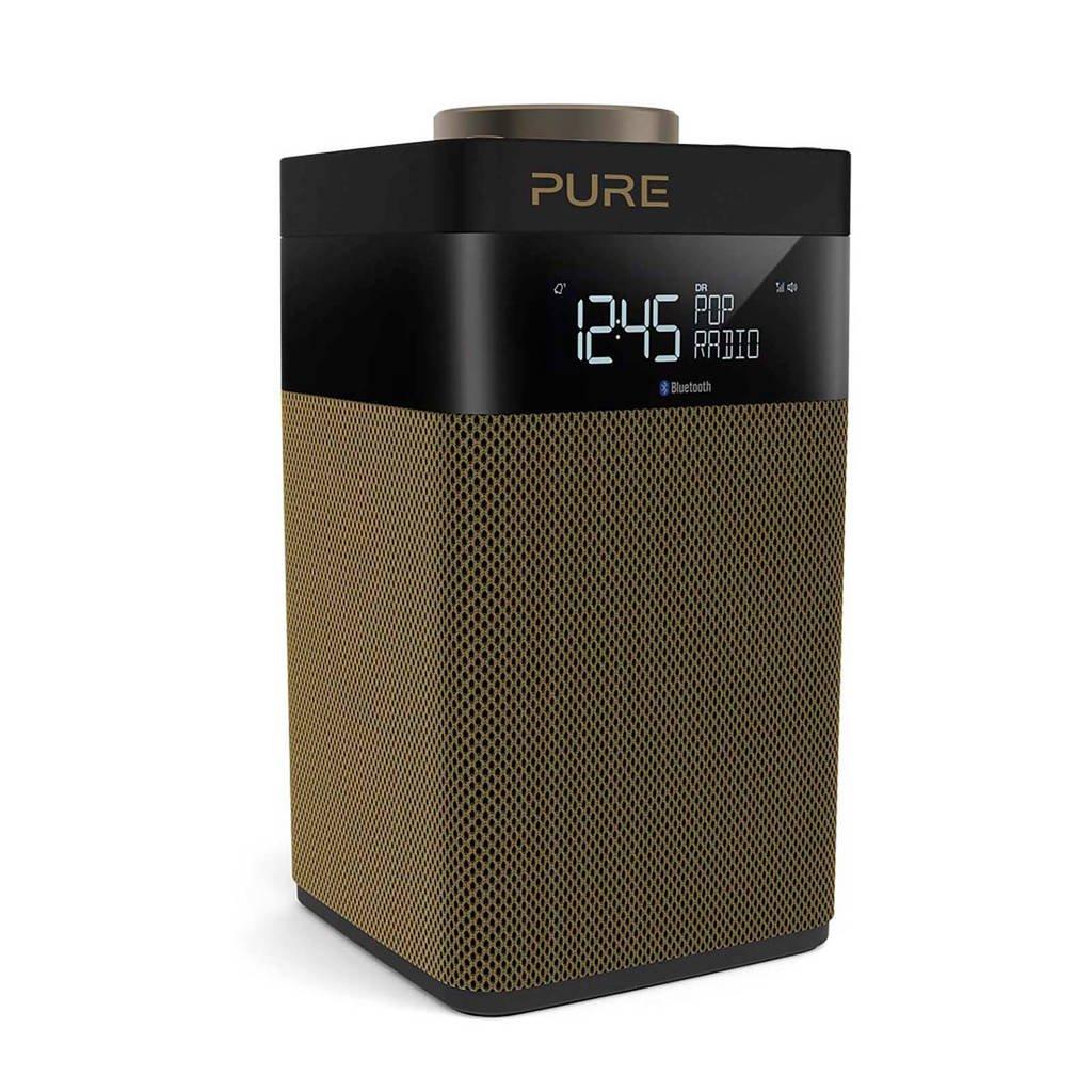Pure POP MIDI BT S GOLD Dab+ radio, Goud