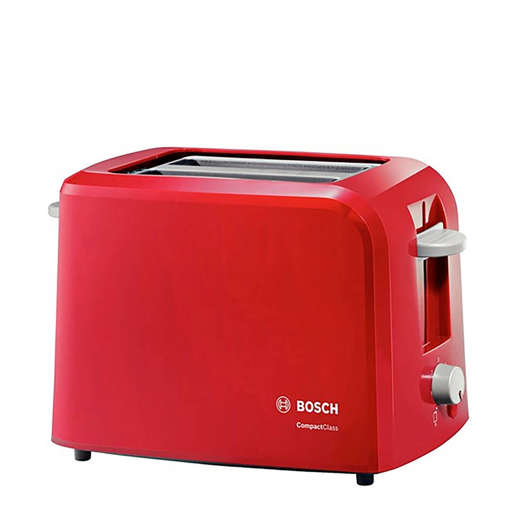 Bosch TAT3A014 broodrooster, Rood