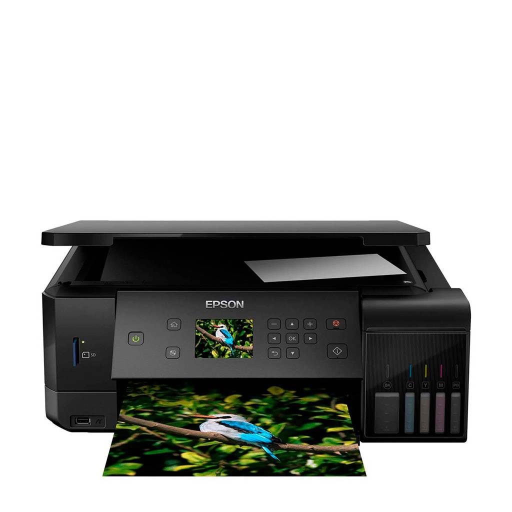 Epson EcoTank ET-7700 all-in-one printer, N.v.t.