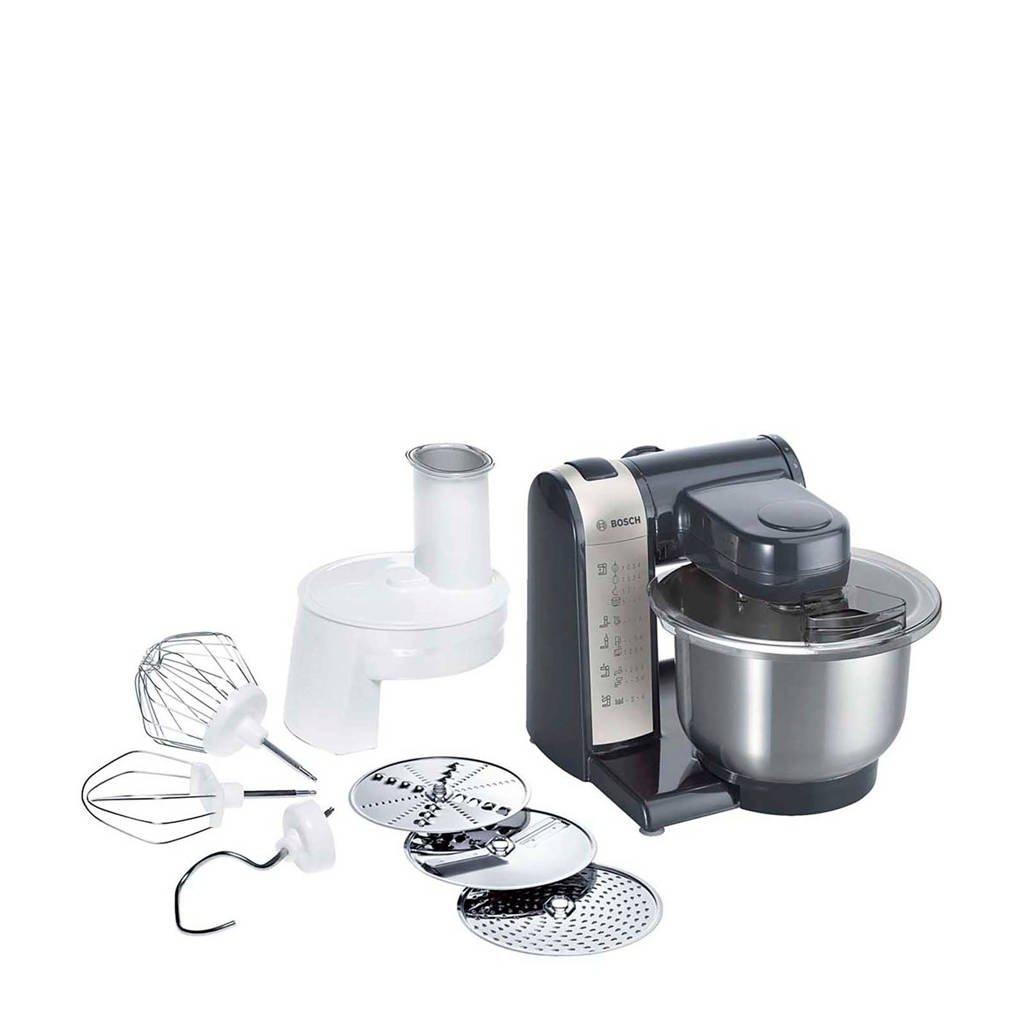 Bosch MUM48A1 keukenmachine, Roestvrij staal