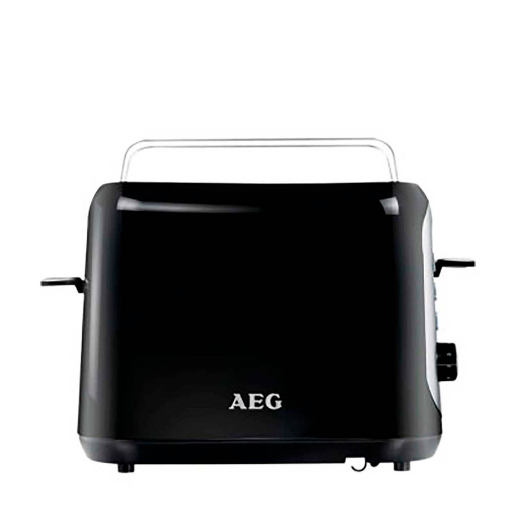 AEG AT3300 broodrooster, Zwart