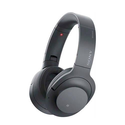 Sony Over-ear bluetooth koptelefoon met Noise Cancelling WH-H900NB zwart kopen
