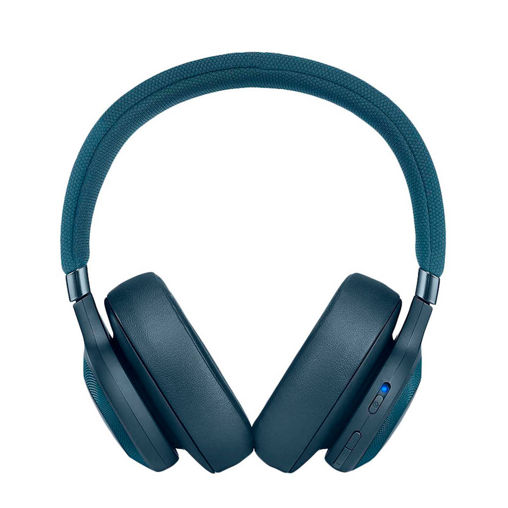 JBL E65BT over-ear bluetooth koptelefoon blauw, Blauw