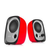 Edifier R12U multimedia speakers, Rood