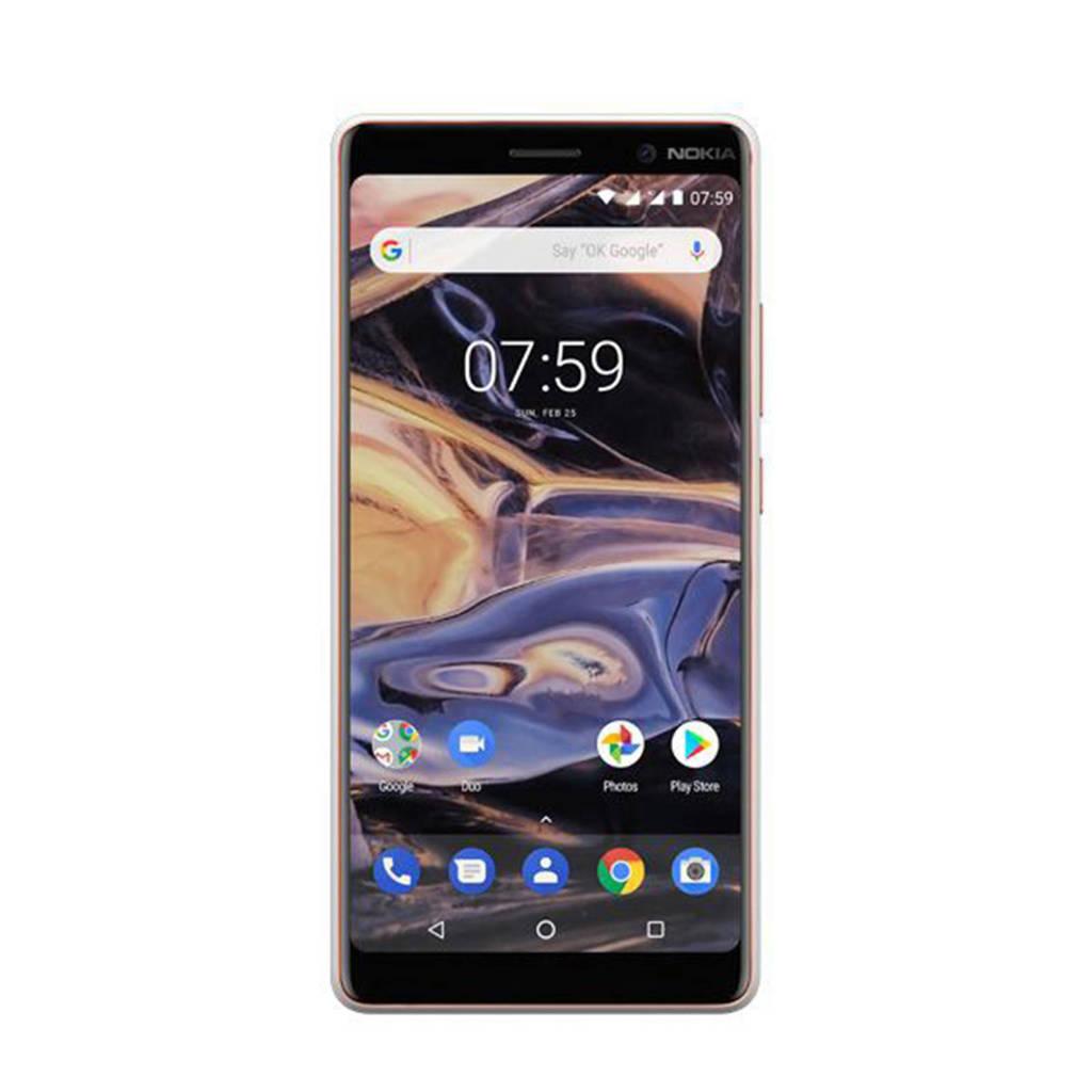 Nokia 7+, Wit