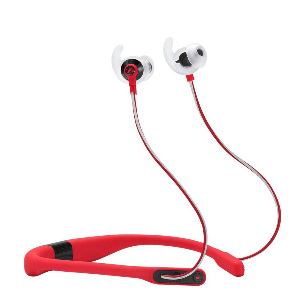 JBL Reflect Fit in-ear bluetooth sport koptelefoon rood, Rood