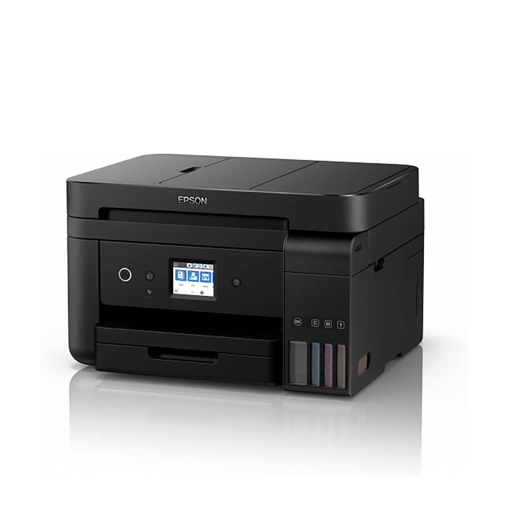 Epson ECOTANK ET 4750 all-in-one printer, Zwart