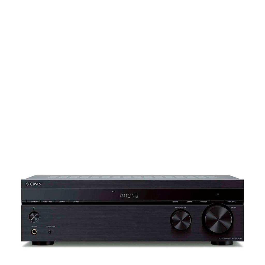 Sony STR-DH190 Receiver, Zwart