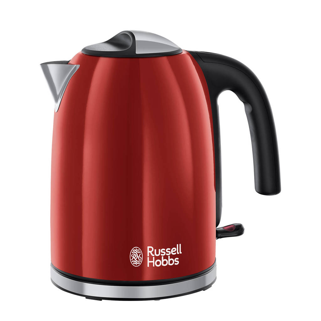 Russell Hobbs Colours plus waterkoker, Rood
