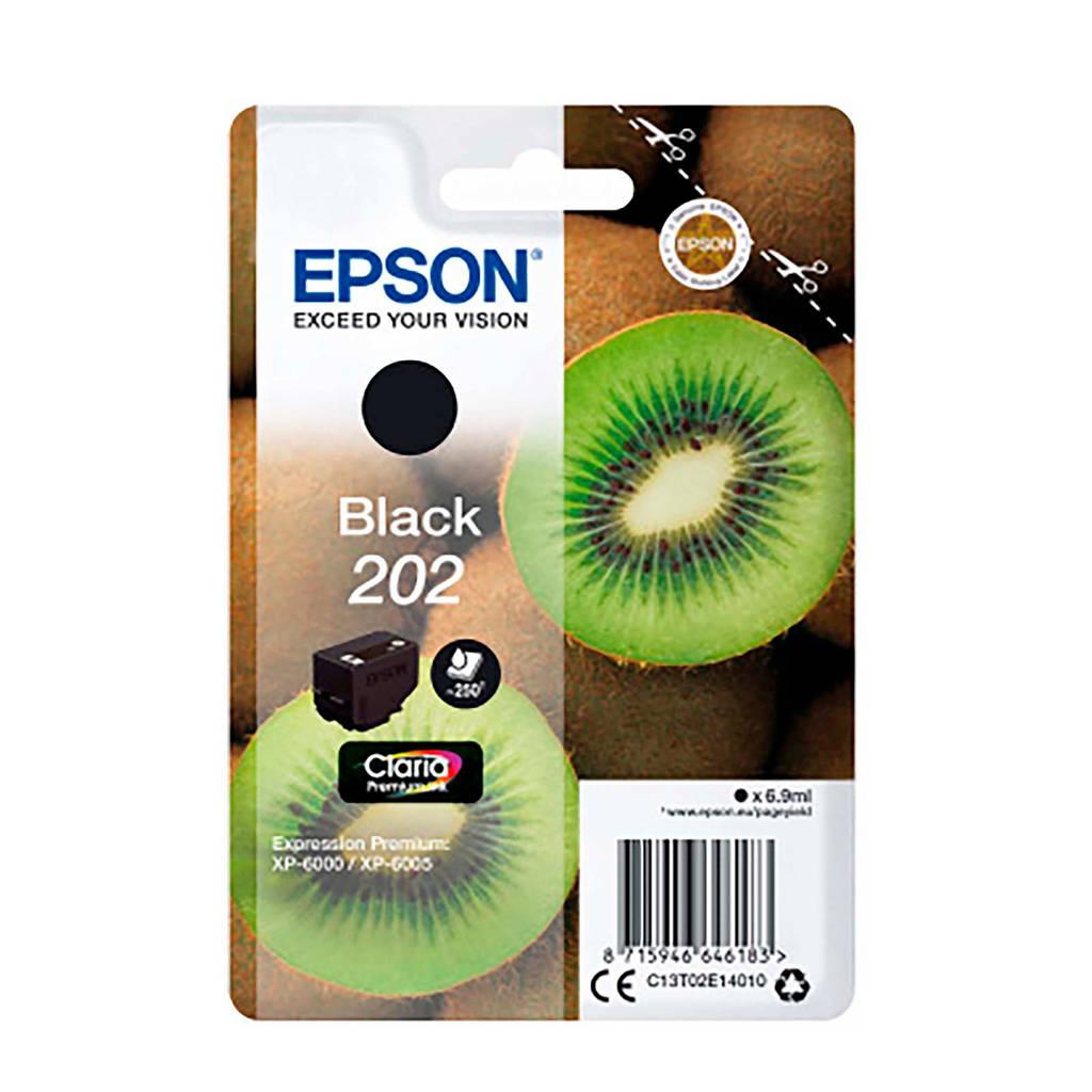 Epson KIWI NOIR cartridge, Zwart