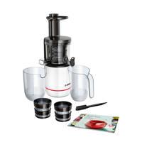 Bosch MESM500W slowjuicer, Zwart, wit
