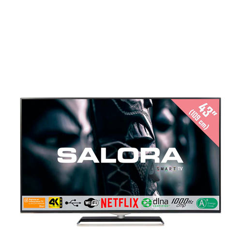 Salora 43UHX4500 4K ultra HD Smart tv kopen