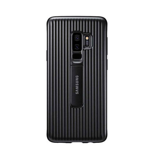 Samsung Galaxy S9+ Protect Stand backcover kopen