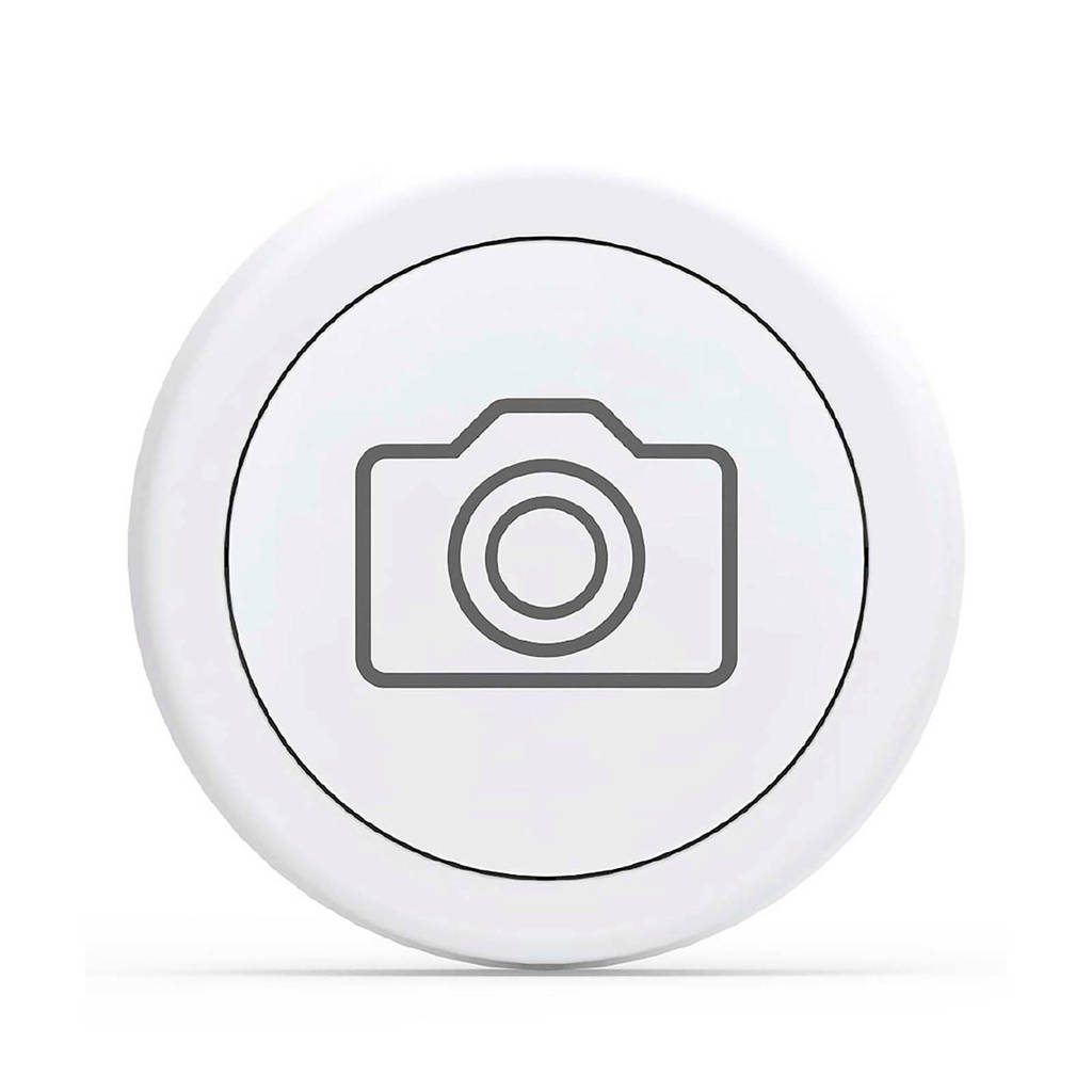 Flic RTLP005 Single Selfiedraadloze smartknop, Wit