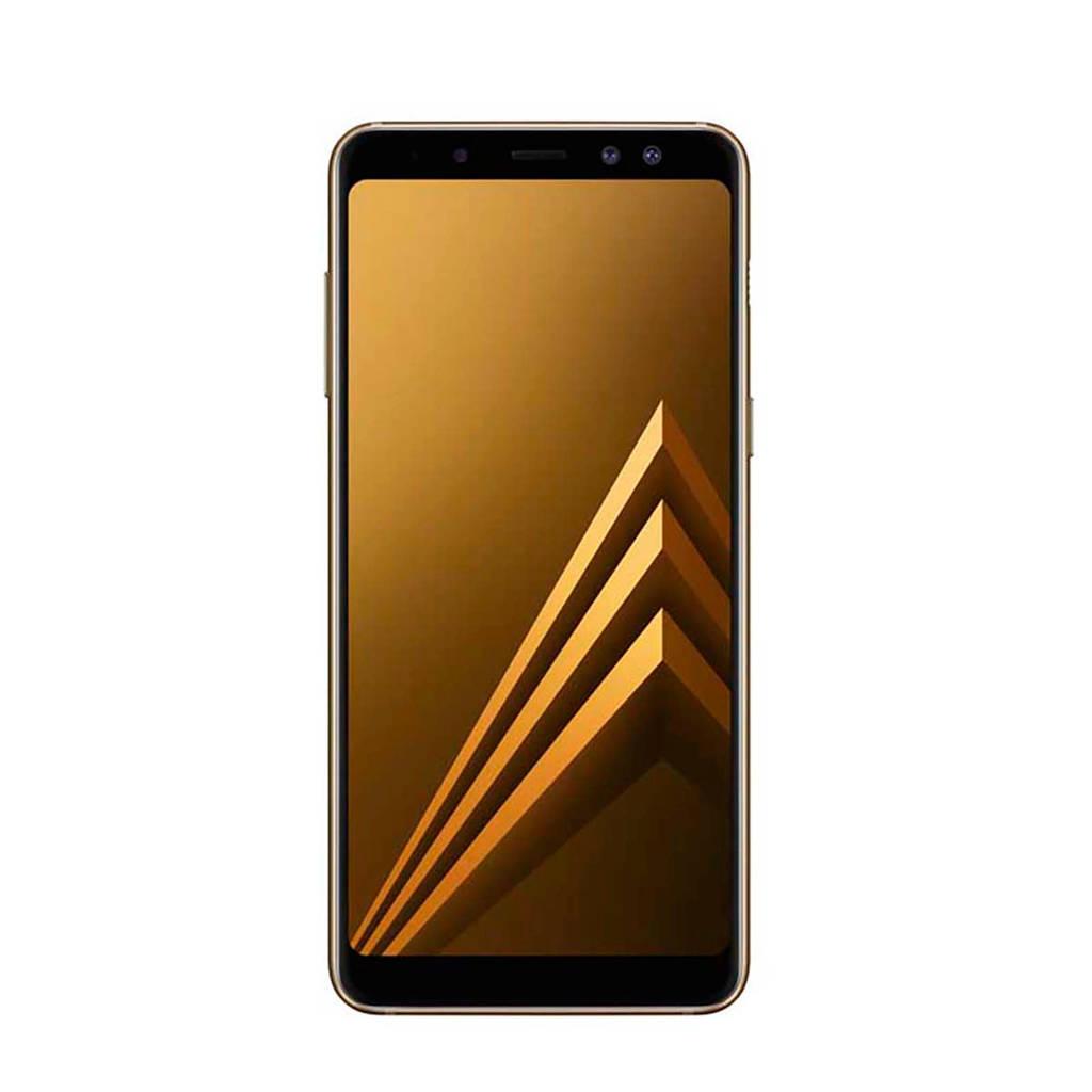 Samsung Galaxy A8 (2018) Dual-Sim, Goud