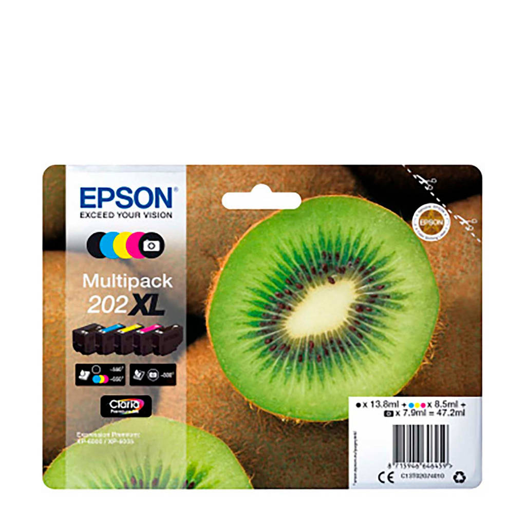Epson KIWI 5CL XL inktcartridge