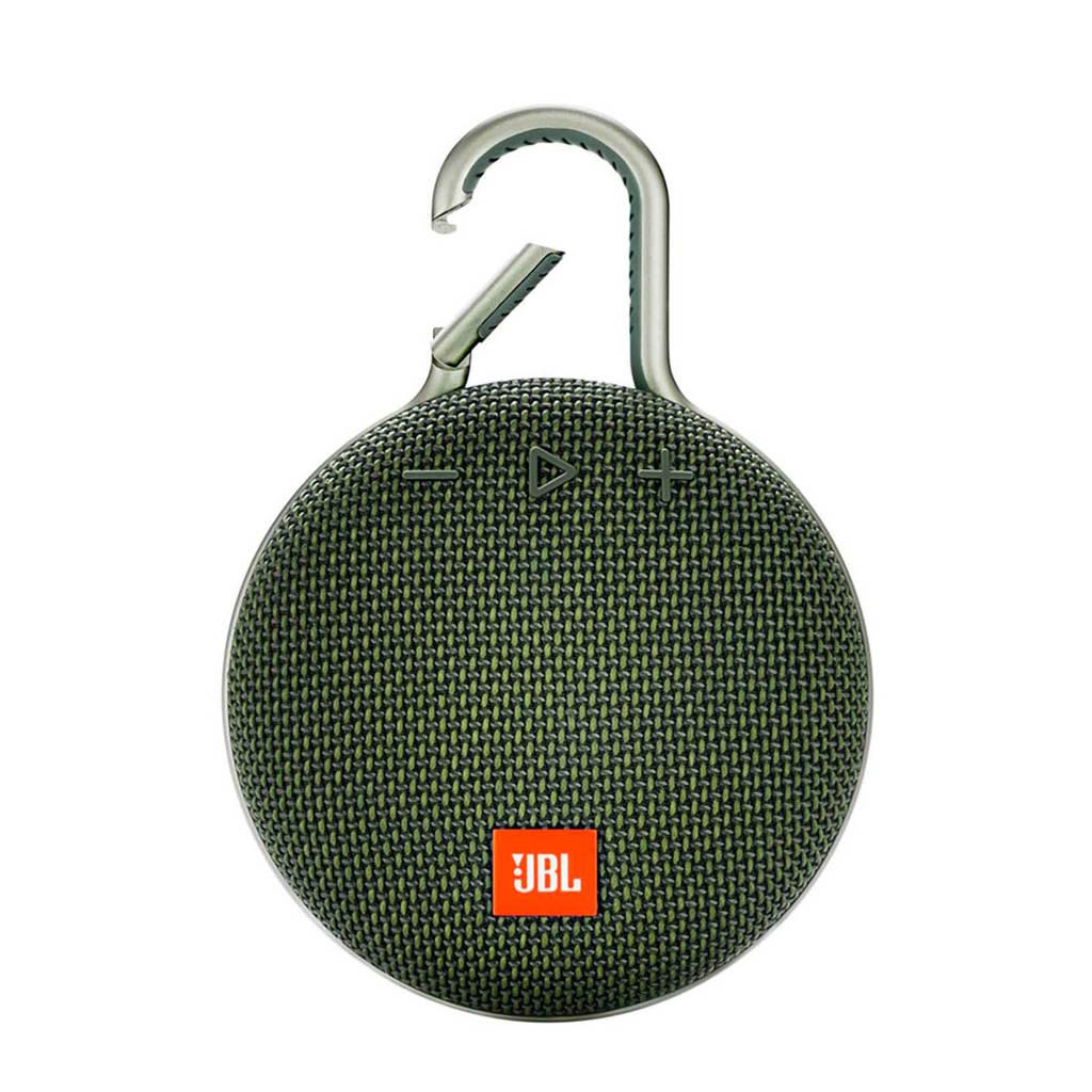 JBL Clip 3  Bluetooth speaker, Groen