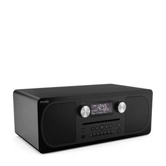 EVOKE CD6 SIENA BLACK DAB+ radio
