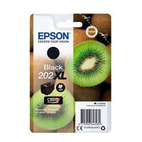 Epson KIWI NOIR XL cartridge, Zwart